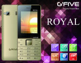 Gfive Royal Feature Phone mit FCC, Cer, 3c