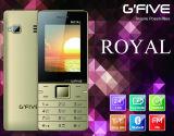 Telefoon van de Eigenschap van Gfive de Koninklijke met FCC, Ce, 3c