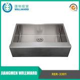 Moderna mano Rer-3301 in acciaio inox Agriturismo Kitchen Sink