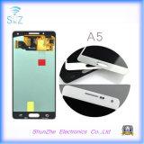 Affichage à cristaux liquides initial d'écran tactile de téléphone cellulaire pour l'étalage 2015 de Samsung A5 A500 Vesion