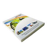 フルカラーの薄紙表紙のパンフレット印刷によってカスタマイズされるカタログの印刷