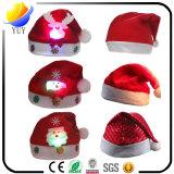 Рождество поставляет шлем рождества СИД Shining