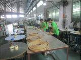 Meubilair dat het Decoratieve Gekleurde het Verbinden van de Rand van pvc Broodje van Stroken past