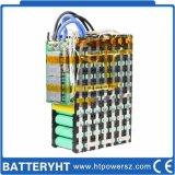 réverbère 30ah solaire avec le recul de batterie