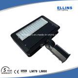 O diodo emissor de luz da estrada da luz da estrada do diodo emissor de luz ilumina 100W 200W 250W