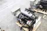 Kpd30 질 정격 출력 22kw 28kVA Yangdong Y495D 디젤 발전기