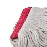 Mop a banda stretta di pulizia del pavimento del cotone