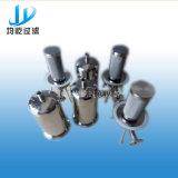 Tratamiento de aguas del filtro de acoplamiento de la cesta del acero inoxidable