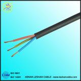 Un câble de fil électrique plus mince du meilleur de la qualité 2017 ménage de prix usine