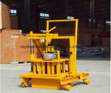 Qt40-3c Small Manual Brick Making Machine