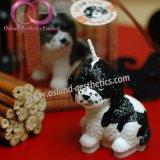 Kleine Hundegeschenk-Kerze für Kind-Geburtstag