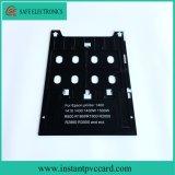 Bac à cartes en plastique de PVC pour des imprimantes à jet d'encre d'Epson R2880 R3000