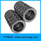 Магнит NdFeB кольца магнитов неодимия N35-N52