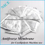 Membrane antigel médicale d'utilisation de cryothérapie pour des machines de Zeltiq Coolsculpting