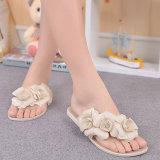 Sandalias bohemias planas del gladiador de los fracasos de tirón de las sandalias de las mujeres de Vsen