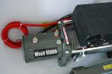 鋼鉄ホック(9500LB-1)が付いているトラックのウィンチの電気ウィンチ