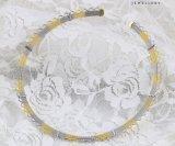 64097 جديدة تصميم نمو [مولتيكلور] معدن سبيكة مجوهرات مجموعة