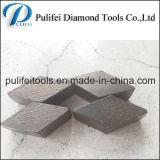 粉砕の床の表面のための立方形の具体的な床の粉砕セグメント