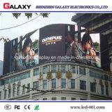 Afficheur LED de publicité incurvé polychrome /LED Sign/LED Screen/LED de galaxie annonçant P2.98/P3.91/P4.81/P5.95