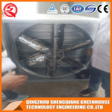 Multi-Überspannung Stahlkonstruktion-Aluminiumprofil-Polycarbonat-Blatt-Gewächshaus