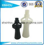 Ugello fluido mescolantesi Venturi dell'iniezione di plastica