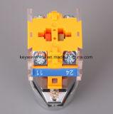 Keylock di marca della scanalatura/interruttore di pulsante chiave