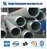 Tubo de acero inoxidable de ASTM A312 Tp321