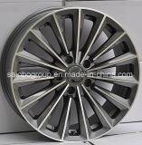 Het betrouwbare Wiel F86366 van het Aluminium van de Kwaliteit -- 3 de Randen van het Wiel van de Legering van de auto