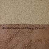 кожа PVC самой последней модной отделки синтетическая (DS-A943#)