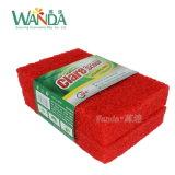 Beste verkaufenfußboden-Reinigungs-Auflage-roter Fußboden-polierende Pinsel-Auflage