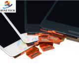 Мобильный телефон LCD экрана касания для агрегата цифрователя индикации Сони x