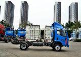 4X4 4X4トラックシャーシが付いている軽いダンプトラック