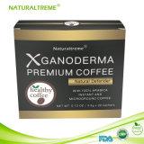Продукт аттестованный ISO красное Ganoderma величает черный кофеий