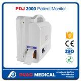 Monitor paciente portable del vendedor caliente con la garantía 18months (PDJ-3000)