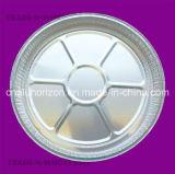 Het Dienblad/de Container van de Folie van /Aluminium van de Aluminiumfolie van het huishouden voor de Verpakking van het Voedsel