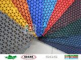 Modularer Plastikvolleyball-Bodenbelag
