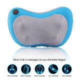 Het nieuwe Elektrische Kussen van Shiatsu Massager voor de Zetel van de Auto, 3D Shiatsu Hoofdkussen Neck&Back Massager met het Verwarmen