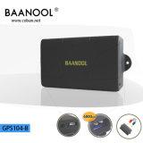 Del precio bajo mini GPS perseguidor de Baanool 104 con el localizador en tiempo real para el perseguidor del GPS del coche del vehículo