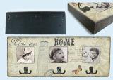 De decoratieve Haken van de Muur van de Brief van Hook&Home van de Muur Decoratieve