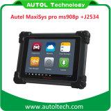 Autel Maxisys 908pをプログラムする元のAutel Maxisysプロ氏908pの自動診察道具J2534 Ms908p ECU