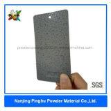 Revestimiento en polvo termoendurecido con textura de martillo