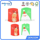 선물 서류상 베개 상자 (QYZ139)를 인쇄하는 매트 박판