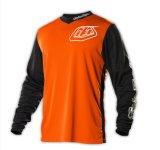 Il MX di motocross innesta Moto Jersey trasversale