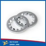 Constructeur à haute pression de rondelle de véhicule de blocage de dent