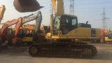 Excavador PC450, equipo pesado usado de KOMATSU de los excavadores hidráulicos para la venta