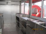 Передвижные тележки торгового автомата (SHJ-MF400)