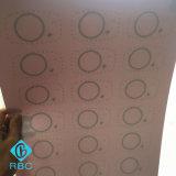 Embutido al por mayor del PVC de la viruta Tk4100 de RFID Prelam para la tarjeta inteligente