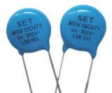 Protecteur de surtension à haute tension Varistor à oxyde métallique de zinc (MOV)