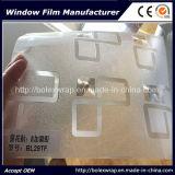 Pellicola decorativa 1.22m*50m di vetro macchiato della finestra della scintilla 3D