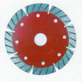 Blad van de Zaag van het Segment van de goede Kwaliteit het Turbo Scherpe